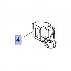 Uszczelnienie dolne podszybia, prawe 39021805 (Crossland X)