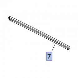 Listwa zgarniająca szyby przedniej, lewa 39126112 (Crossland X)