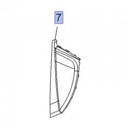 Osłona, pokrycie konsoli przyrządów, prawa 39136792 (Crossland X)