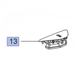Kratka wentylacyjna konsoli przyrządów 13461695 (Crossland X)