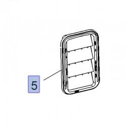Kratka wentylacyjna bagażnika 13502349 (Crossland X)