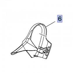 Osłona boczna fotela pasażera 13495614 (Crossland X)