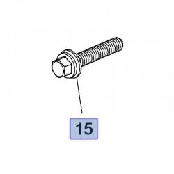 Śruba koła pasowego wału korbowego 9817665180 (Crossland X)