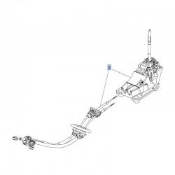 Dźwignia zmiany biegów 3649168 (Crossland X)