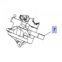 Uchwyt linki zmiany biegów 3637658 (Crossland X)