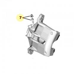 Odpowietrznik zacisku hamulcowego 1648322180 (Corsa F)