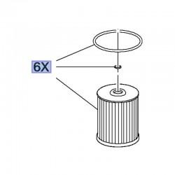 Wkład filtra oleju 84428486 (Insignia B)
