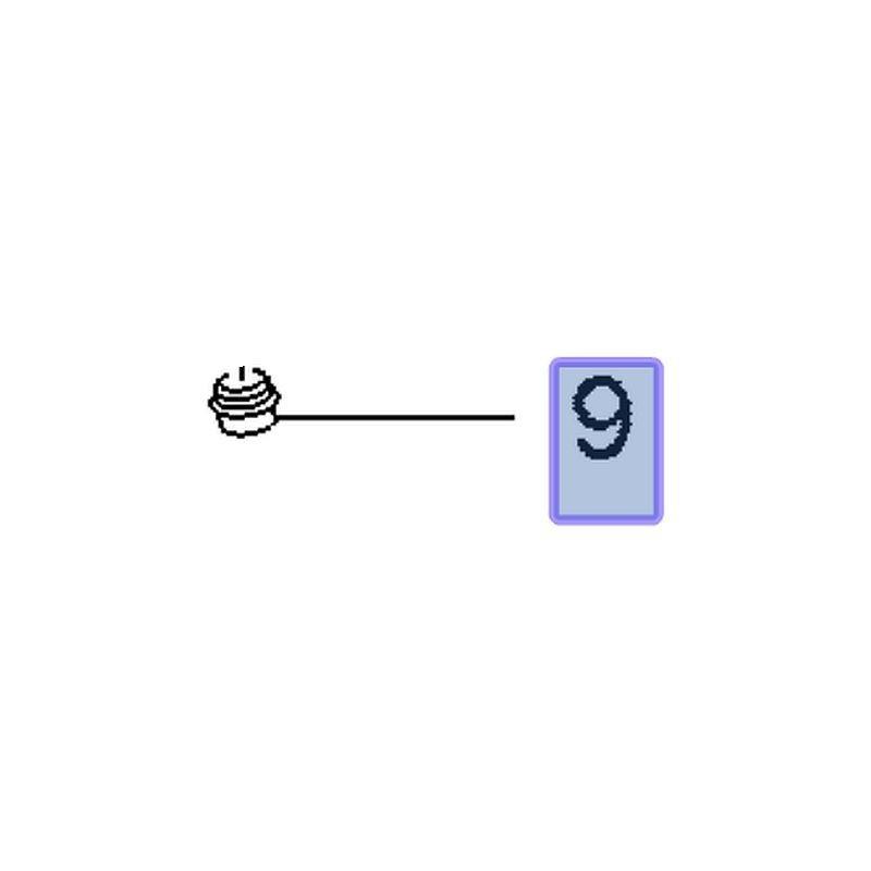 Korek, zaślepka obudowy termostatu 55575604 (Astra J, Mokka, Zafira C)