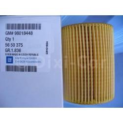 Filtr oleju CORSA D (1.7)