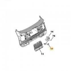 Osłona zamka klapy bagażnika YP000828YX (Grandland X)