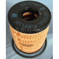 Filtr oleju CORSA D diesel (1.3) płaski