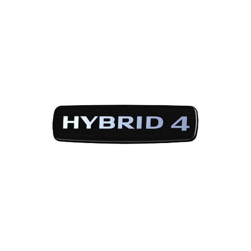Emblemat boczny HYBRID 4 98371005ZD (Grandland X)