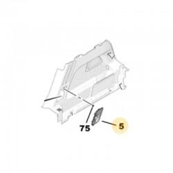 Zaślepka panelu bagażnika, prawa YP000370YX (Grandland X)