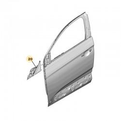 Listwa narożna przednich drzwi, lewa YP00065580 (Grandland X)