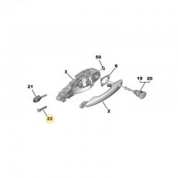 Grot, grzebyk kluczyka 1609531980 (Grandland X)