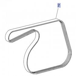 Pasek klinowy wielorowkowy 55568858 (Astra J, Corsa D, E)