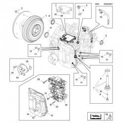 Uszczelka automatycznej skrzyni biegów AF40 93183578 (Astra J, Crossland X, Insignia A, Vectra C, Zafira C)