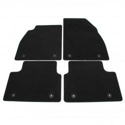 Dywaniki tekstylne czarne komplet 13434820 (Insignia A od 2014)