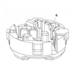 Styropianowy pojemnik na lewarek 95437620 (Mokka, Mokka X)