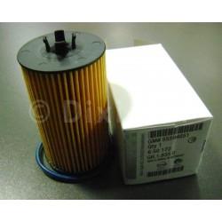 Filtr oleju VECTRA C (1.8)