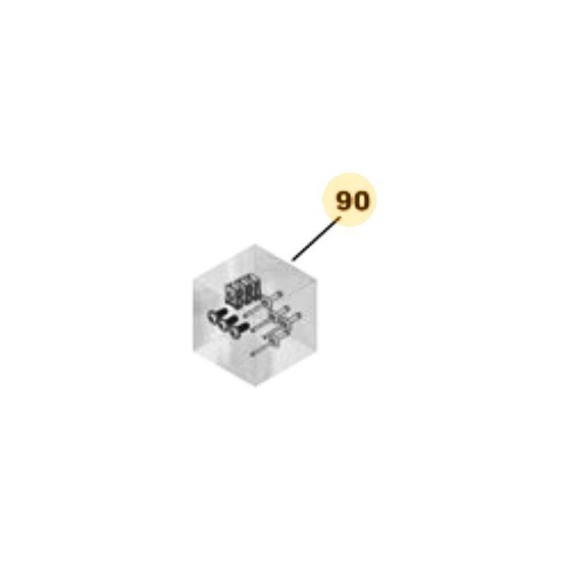 Zestaw wzmocnienia czołowego 1631493680 (Zafira Life)