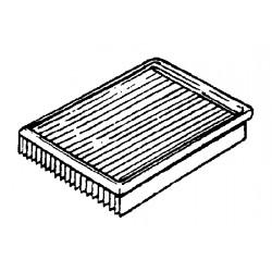 Filtr powietrza ZAFIRA B (2.2)