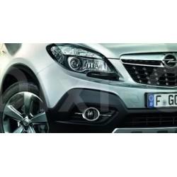 Przednie światła przeciwmgielne Opel Mokka