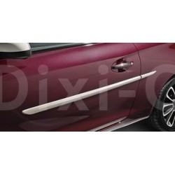 Zestaw listw bocznych do lakieru Opel Adam