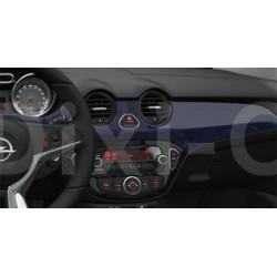 Pakiet dekoracyjny wnętrza – Pump up the Blue Opel Adam
