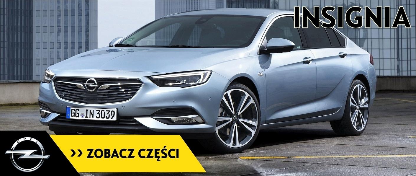 Cześci zamienne do Opel Insignia