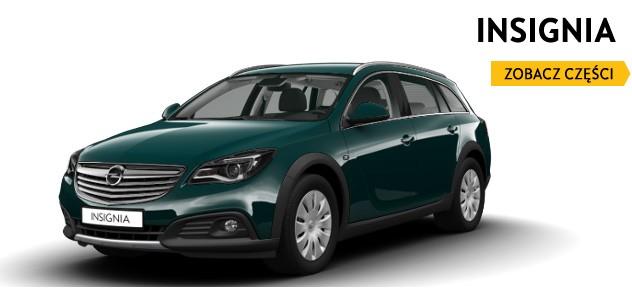 Części Opel Insignia